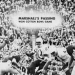 QB Fred Marshall Almost Quit On Frank Broyles, Imperiling Arkansas' 1964 National Championship