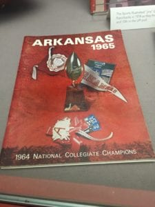 arkansas football national champions